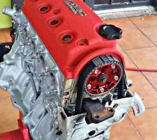 NEW 88-00 HONDA CIVIC CRX  DEL SOL D15 D16 SOHC ADJUSTABLE RACING RED CAM GEAR