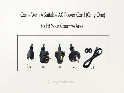 463552-004 609939-001 Genuine HP 65W AC Adapter Charger 577170-001 609948-001