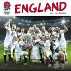 England Rugby Union Square Official 2017 Wall Calendar Owen Farrell Dan Cole