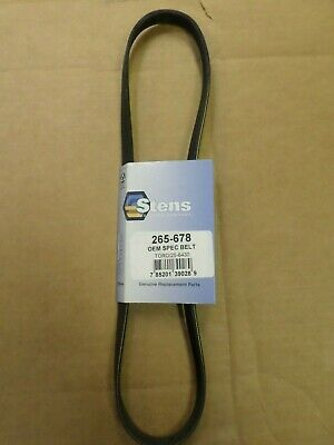 TORO or WHEEL HORSE 256430 Replacement Belt
