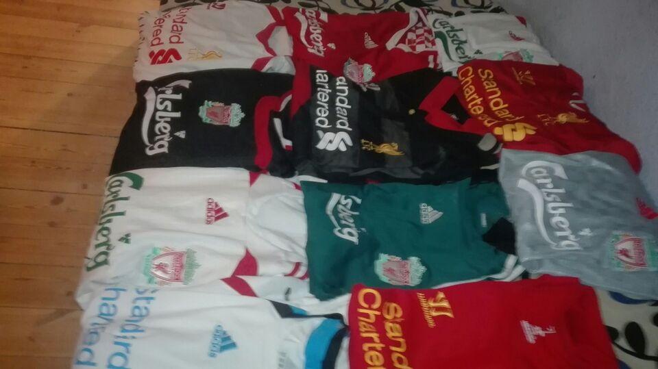 Fodboldtrøje, Liverpool fodbold trøjer, Adidas warrior