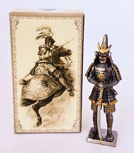 Veronese-Myths-amp-Legends-Historical-Knights-Collection-Samurai-Pewter-2006-RARE