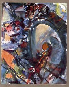 GEORGES-ROUAULT-1935-LITHO-PRINT-w-COA-UNIQUE-VINTAGE-PRINT-exclusive-RARE-ART