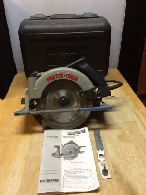 Porter Cable 877565 Double Insulated Circular Saw Tele Blade Guard 315 1 617 For Sale Online Ebay