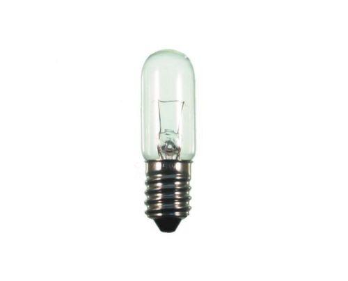S+H Scharnberger Röhrenlampe 16x54 mm Sockel E14 220 Volt 10 Watt