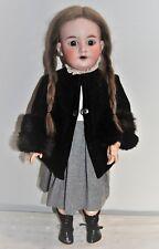 Antike Porzellankopf Puppe von 1894