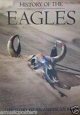 "EAGLES ""HISTORY OF THE EAGLES-STORY OF AMERICAN BAND"" THAILAND BIG PROMO POSTER"