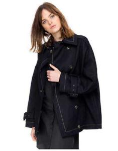Casual Shelton Nouveau Jacket Coat Moderne 44 Navy 16 Finery wZ1dtqq