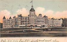 Maine postcard Poland Spring, Poland Spring House ca 1906