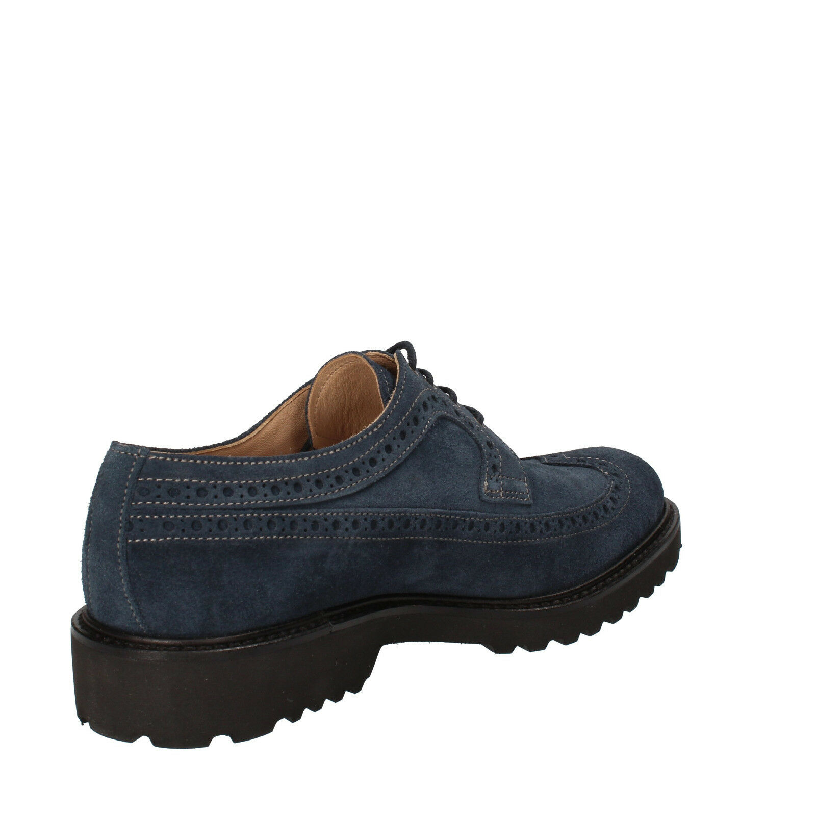 Scarpe casual da uomo  Scarpe DA (EU UOMO EVOLUZION 6 (EU DA 40) Elegante/Oxford-Scarpe Blue Suede AD260-C 0b106e