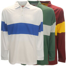 Tabasco Golf Thermal Recycled Long-Sleeve Polo Shirt,  BRAND NEW