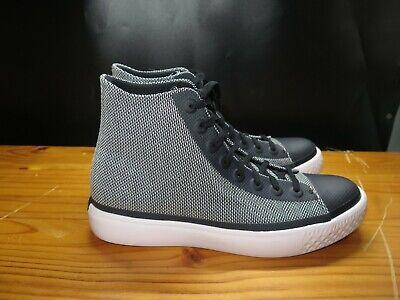 Converse Mens CTAS Modern Hi 157200C Black//White Sizes 8.5-9 Sneakers