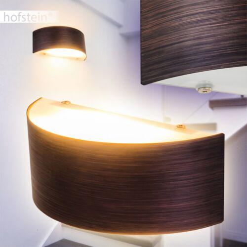 Wandlampe Flur Dielen Leuchte Treppen Haus Beleuchtung Wohn Zimmer Up/&Down Braun