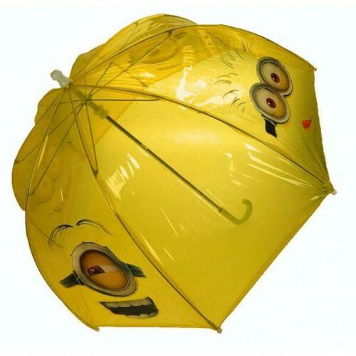 Minions Regenschirm Stockschirm gelb Ich Einfach Unverbesserlich 2
