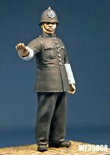 1/35th la segunda guerra mundial (década de 1940) británico Civil Policía Wee amigos WF35008 Sin Pintar