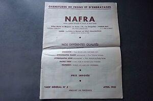 NAFRA-GARNITURES-DE-FREINS-ET-EMBRAYAGES-1935-Ref-06