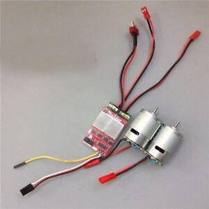 20A-x-2-Bidirectional-Brushed-ESC-Dual-Way-ESC-Electronic-Regulator-For-RC-Cars
