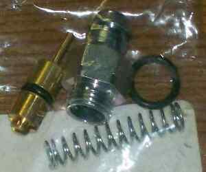 LTZ400, KFX400, DVX400 400 CARBURETOR CHOKE PLUNGER STARTER SET & METAL CAP
