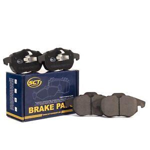 SCT-Bremsbelaege-SP431PR-Bremskloetze-Bremsbelagsatz-Bremsen-vorne-Fiat-Opel-Saab