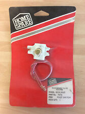Vintage Hoover Vacuum Cleaner Foot Switch, Senior 652 652A 652C