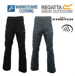 Regatta-Mens-Fellwalk-Stretch-Water-Repellent-Walking-Trousers