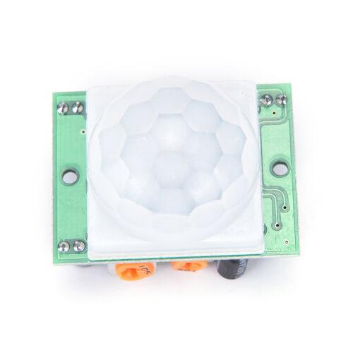 Neue HC-SR501 Infrarot PIR Bewegungsmelder Modul für Arduino Raspberry W hf RSZ8