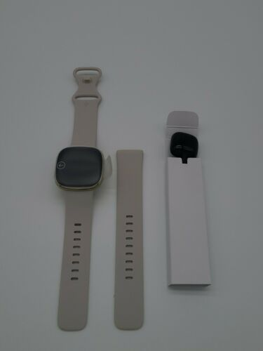 Fitbit Sense Health /& Stress Management Smartwatch **PLEASE READ**