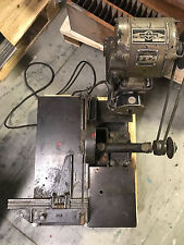 Letterpress Makeready Type Saw Miller Trogan Co 1930s Its Been Reduced