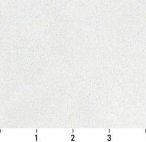 C064 White Microsuede Heavy Duty Durable Upholstery Grade Fabric By The Yard