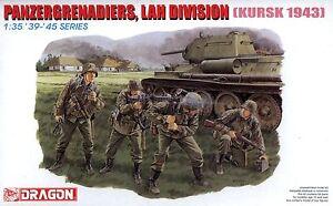 Dragon-1-35-6159-WWII-German-Panzergrenadiers-LAH-Division-Kursk-1943-4-Figs