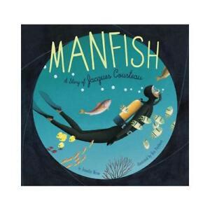 Manfish by Jennifer Berne, Eric Puybaret (artist) 9781452141237 | eBay