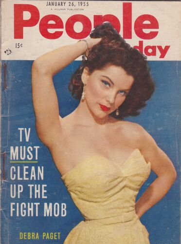 Vintage cheesecake pinup digest magazine #189 1261955 PEOPLE TODAY