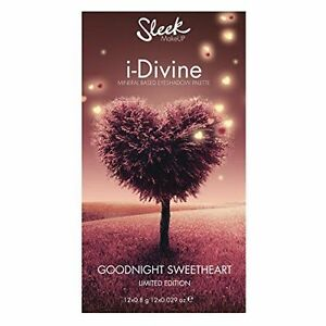 Sleek Makeup Eyeshadow Palette 9 G Goodnight Sweetheart Ebay