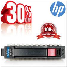 """HP 500GB 3G 7.2K SATA 2.5"""" SFF Hotplug 507750-B21 508035-001 Hard Drive Caddy"""