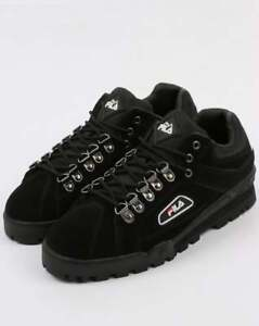 Fila Trail Blazer Boots In Black recommend fake online sale new arrival clearance clearance store AY7PVlE