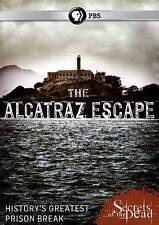 Secrets Of The Dead: The Alcatraz Escape DVD,Very Good DVD, ., Steven Hoggard