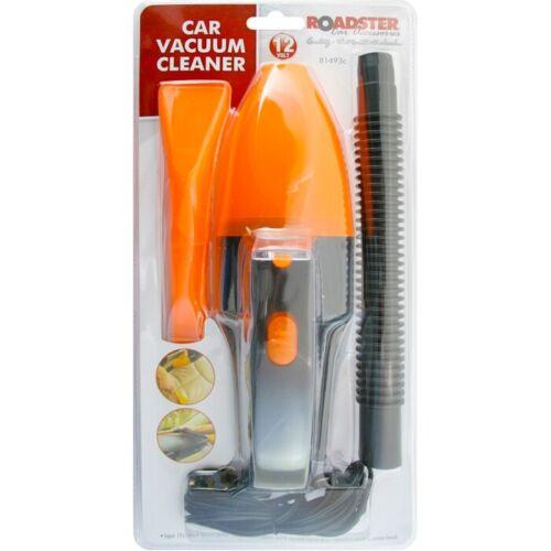 12V 48W Vacuum Cleaner Car Auto Hoover Handheld Car Van Portable Wet & Dry UK