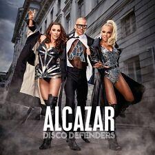 CD Alcazar-discoteca Defenders 2015-NUOVO