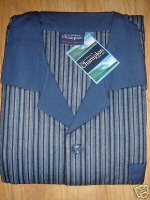 Mens Drawcord Pyjamas Size Small 36-38