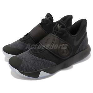 0de84537e62 Nike KD Trey 5 VI EP 6 Kevin Durant Black Grey Men Basketball Shoes ...