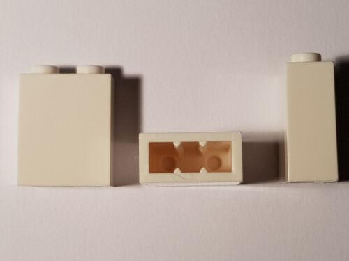 LEGO® 5 x 3245c Basic Stein 1 x 2 x 2 weiß 4113261 #F26 Creator White