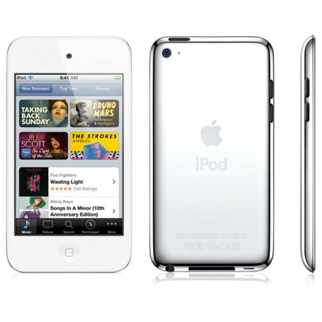 Apple iPod touch 4. Generation Weiß (32GB)