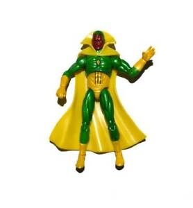 Marvel-Universe-The-Avengers-Vision-3-75-034-Loose-Action-Figure