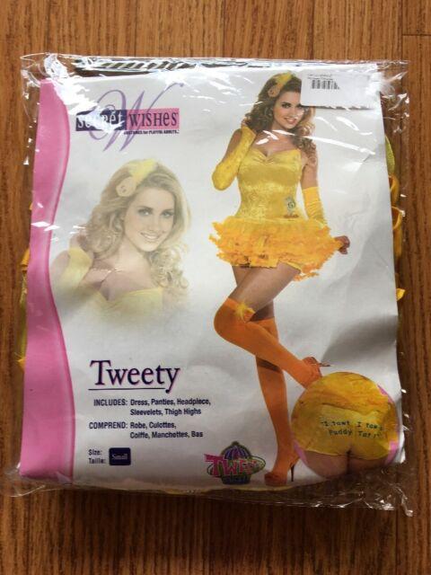 Sexy tweety bird costume