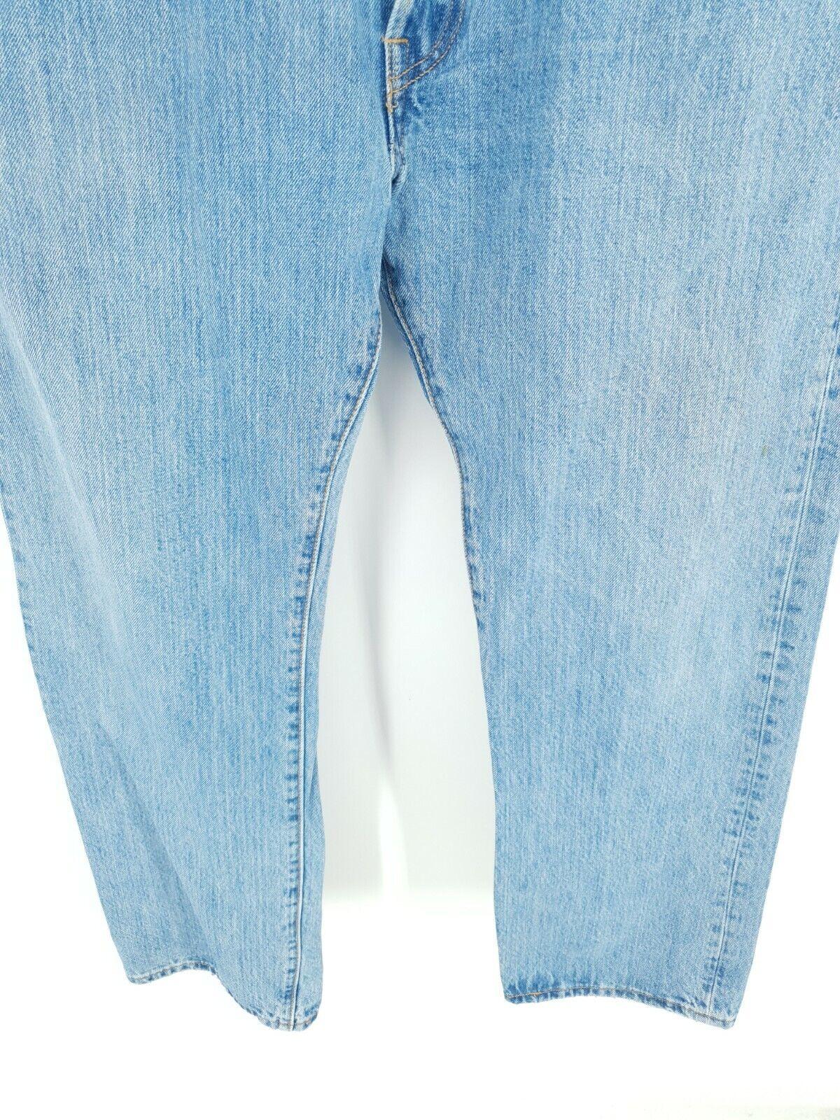 Vintage  Levis 501 XX Jeans Mens 36x30 Distressed… - image 3