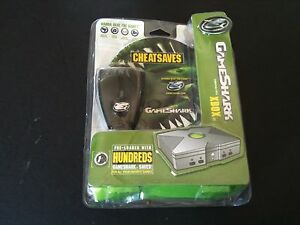 NEW-Factory-Sealed-Game-Shark-USB-Game-Saves-for-the-Original-XBOX-System
