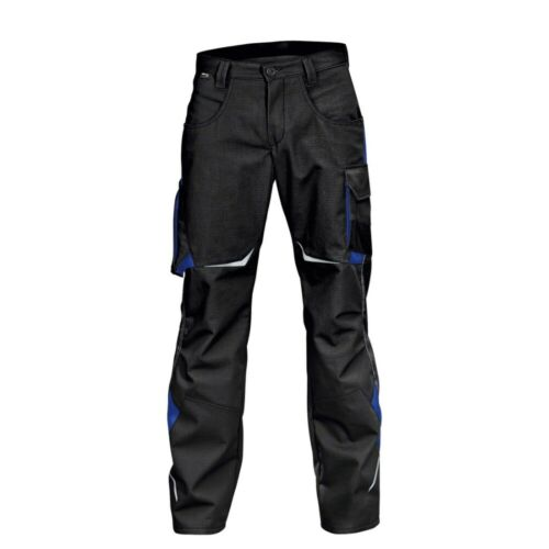 Kübler Arbeitshose Bundhose Pulsschlag Low 2424 5353 9946 schwarz blau