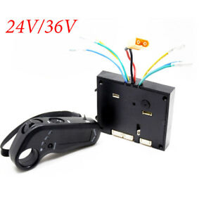 Details about 24/36V Dual Motors Electric Skateboard Long Controller w/  Remote ESC Substitute