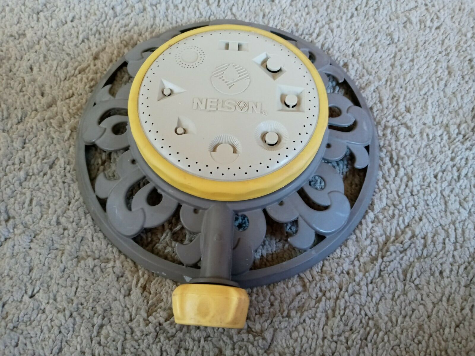 Vintage Nelson Sprinkler Preowned Good Condition