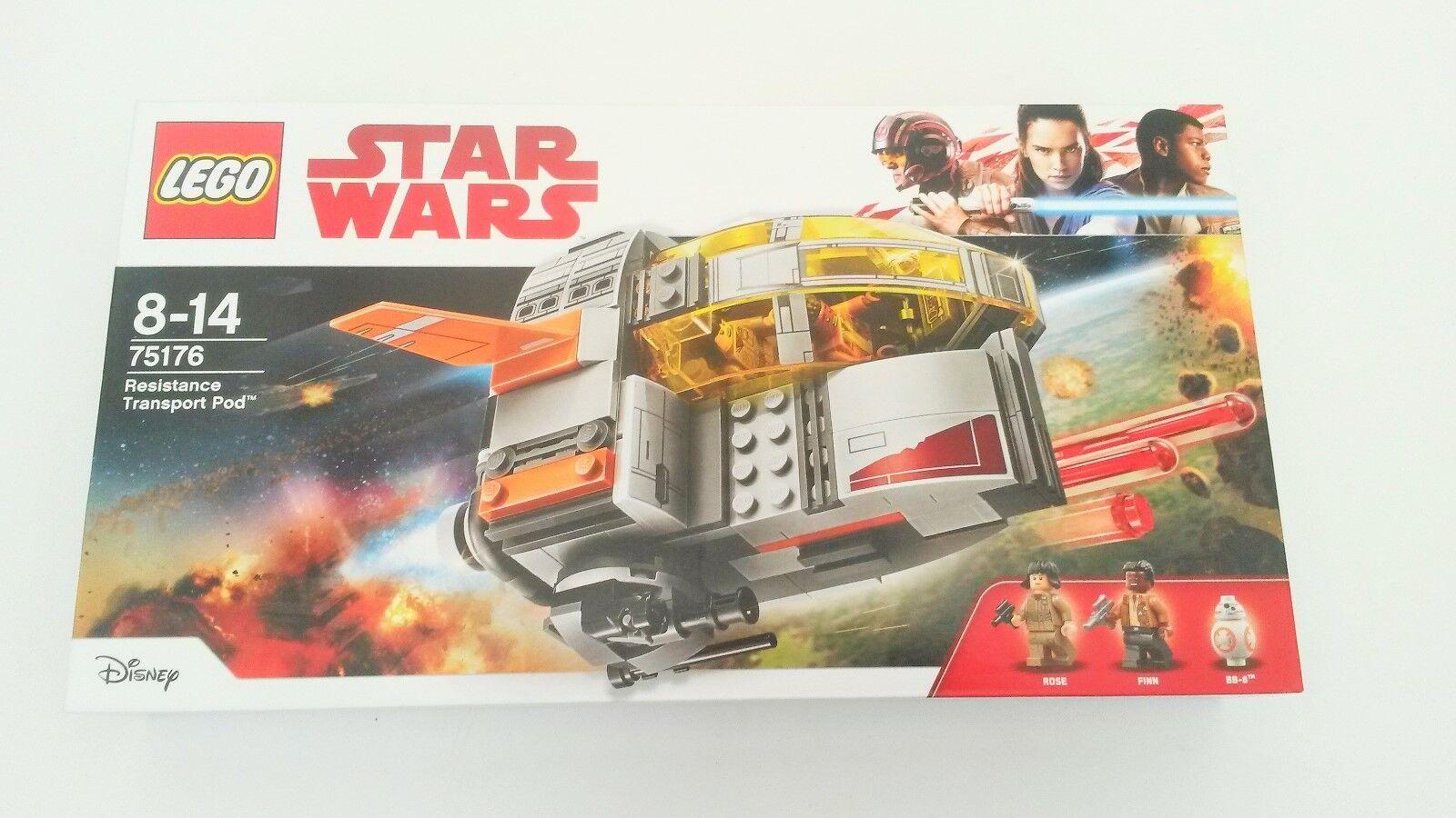 Lego Star Wars 75176 Resistance Transport Pod, New and Sealed,